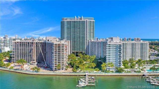 1500 Bay Rd 474S, Miami Beach, FL 33139 (MLS #A11023844) :: The Riley Smith Group