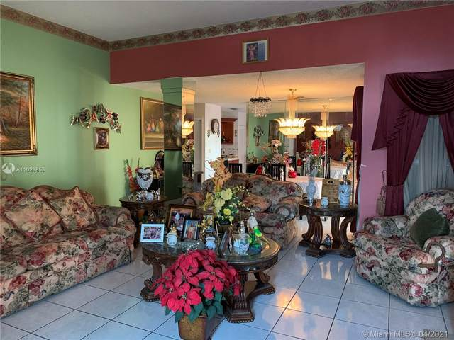 13261 NW 9th Ln, Miami, FL 33182 (MLS #A11023853) :: The Rose Harris Group