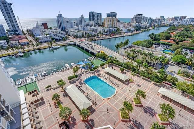 4101 Pine Tree Dr #1620, Miami Beach, FL 33140 (MLS #A11023863) :: GK Realty Group LLC
