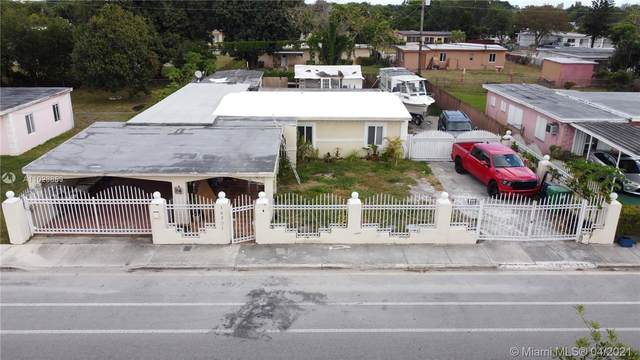 16301 NW 22nd Ave, Miami Gardens, FL 33054 (MLS #A11023883) :: The Jack Coden Group