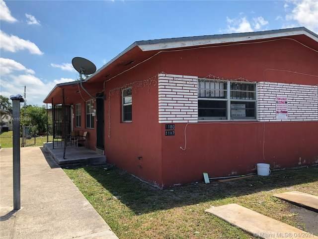 1180 NW 64TH ST, Miami, FL 33150 (#A11023890) :: Posh Properties