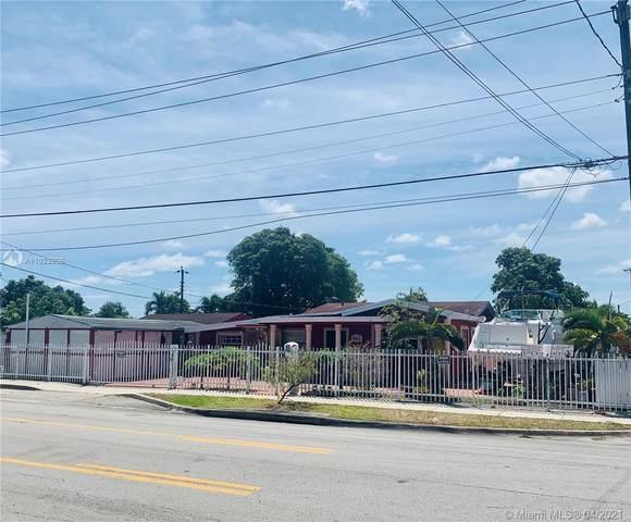 880 E 52nd St, Hialeah, FL 33013 (#A11023906) :: Posh Properties