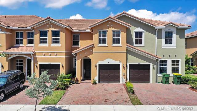1462 SE 24th Ter -, Homestead, FL 33035 (MLS #A11023911) :: The Howland Group