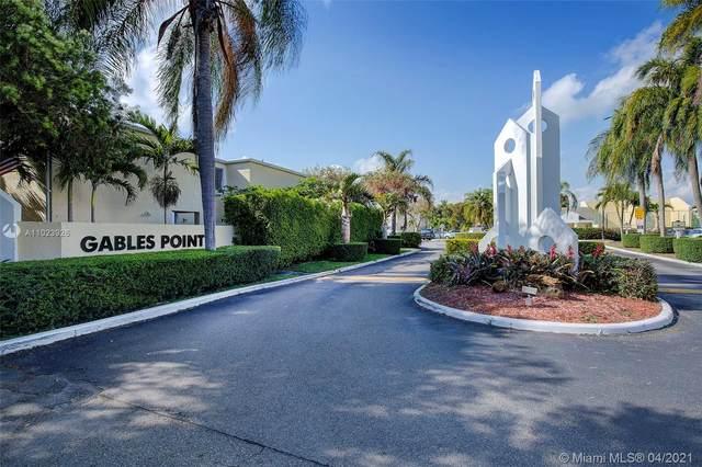 6840 SW 45th Ln #258, Miami, FL 33155 (MLS #A11023926) :: Equity Advisor Team