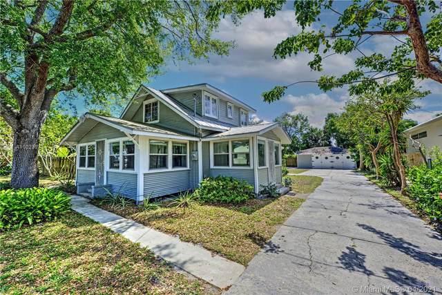 608 SE 5th St, Stuart, FL 34994 (MLS #A11023931) :: Dalton Wade Real Estate Group