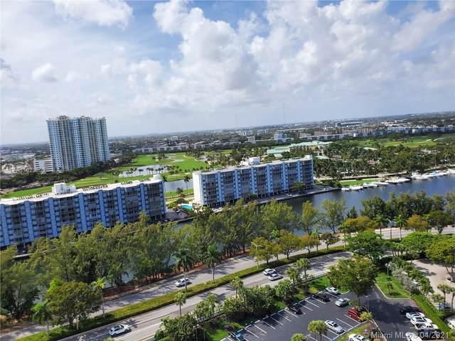 300 Three Islands Blvd #320, Hallandale Beach, FL 33009 (MLS #A11023950) :: ONE | Sotheby's International Realty
