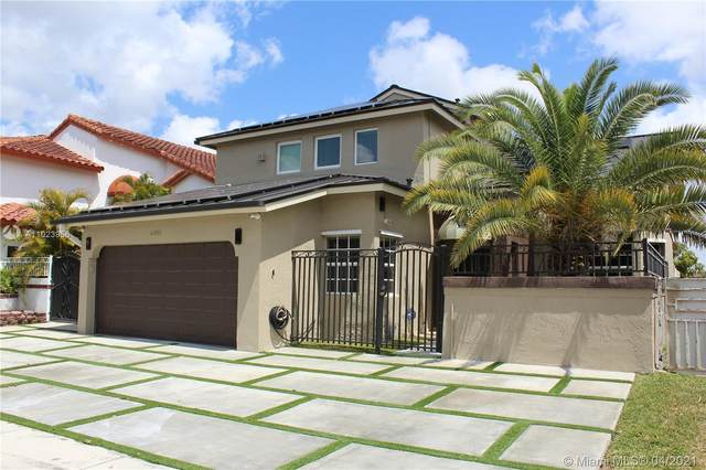 6081 SW 153rd Court Rd, Miami, FL 33193 (MLS #A11023956) :: Re/Max PowerPro Realty