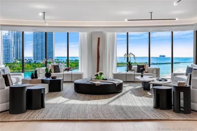 6885 Fisher Island Dr #6885, Miami Beach, FL 33109 (MLS #A11023969) :: Albert Garcia Team