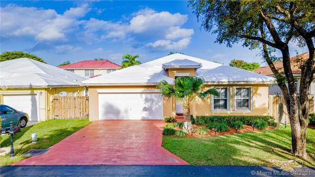 8133 SW 163rd Pl, Miami, FL 33193 (MLS #A11024001) :: The Howland Group