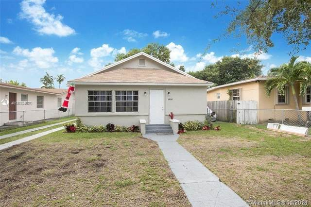 2800 SW 16th Ter, Miami, FL 33145 (MLS #A11024026) :: The Riley Smith Group