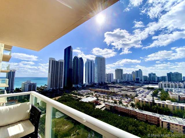 230 174th St #2202, Sunny Isles Beach, FL 33160 (MLS #A11024033) :: The Teri Arbogast Team at Keller Williams Partners SW
