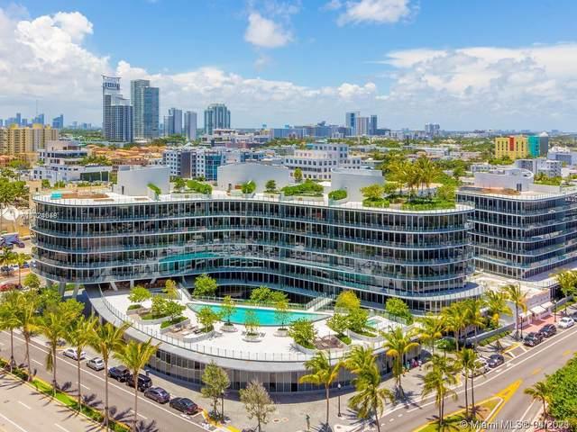 1 Collins Ave #402, Miami Beach, FL 33139 (MLS #A11024058) :: Prestige Realty Group