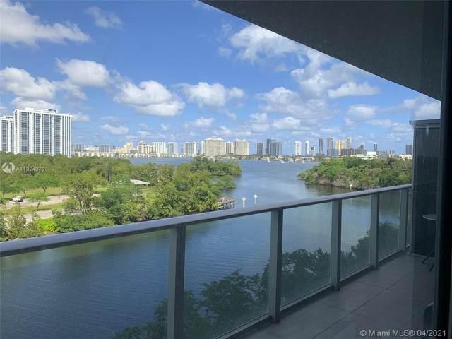 16385 Biscayne Blvd #503, North Miami Beach, FL 33160 (MLS #A11024070) :: The Rose Harris Group