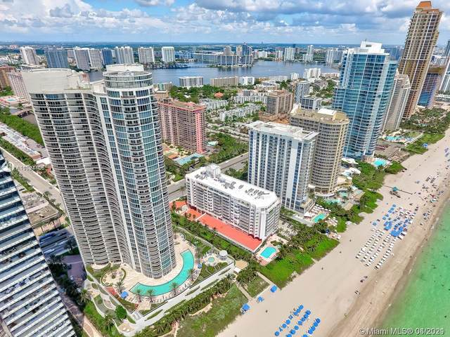 17201 Collins Ave #505, Sunny Isles Beach, FL 33160 (MLS #A11024106) :: The Riley Smith Group