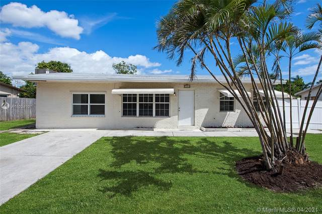 1051 NE 23RD ST, Pompano Beach, FL 33064 (MLS #A11024107) :: Re/Max PowerPro Realty