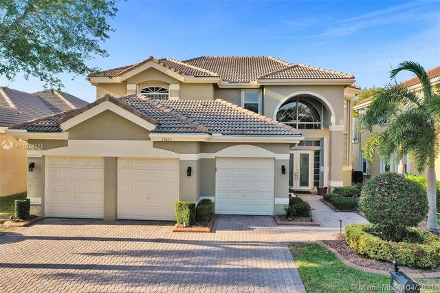 12455 NW 63rd St, Coral Springs, FL 33076 (MLS #A11024115) :: The Teri Arbogast Team at Keller Williams Partners SW