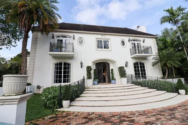 9780 W Suburban Dr, Pinecrest, FL 33156 (MLS #A11024122) :: Berkshire Hathaway HomeServices EWM Realty
