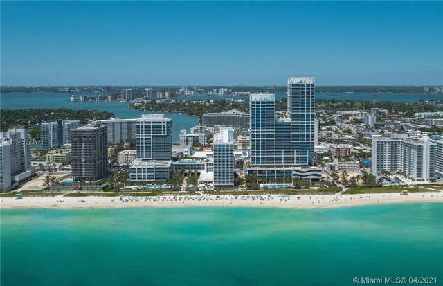 6899 Collins Ave #204, Miami Beach, FL 33141 (MLS #A11024171) :: The Rose Harris Group