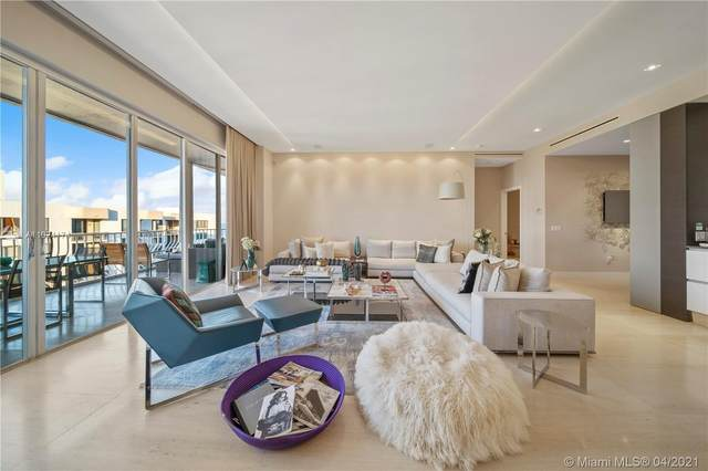 10155 Collins Ave Ph8, Bal Harbour, FL 33154 (MLS #A11024174) :: Equity Realty