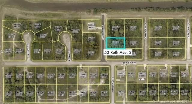 53 Ruth Ave, Lehigh Acres, FL 33976 (MLS #A11024241) :: Prestige Realty Group