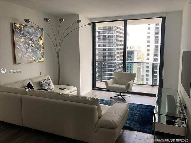 801 S Miami Ave #2710, Miami, FL 33130 (MLS #A11024276) :: The Howland Group