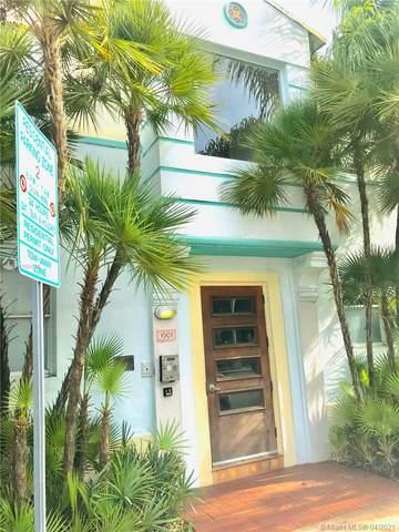 1001 7th St #103, Miami Beach, FL 33139 (MLS #A11024297) :: Carlos + Ellen