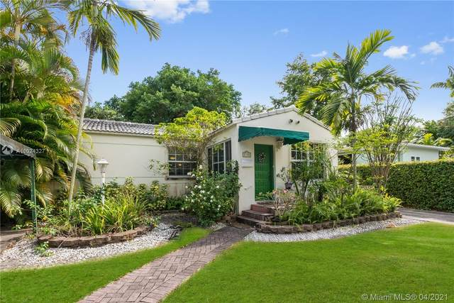 2350 Overbrook St, Miami, FL 33133 (MLS #A11024327) :: Lucido Global