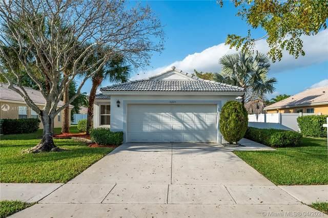 16225 SW 7th St, Pembroke Pines, FL 33027 (MLS #A11024348) :: Patty Accorto Team
