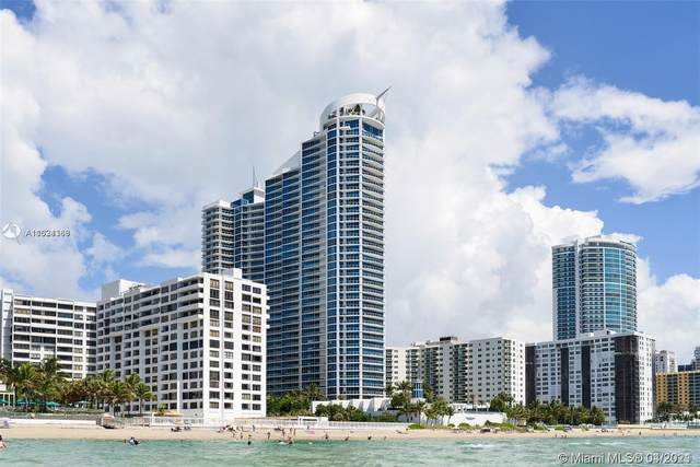 3101 S Ocean Dr #506, Hollywood, FL 33019 (MLS #A11024368) :: The Riley Smith Group