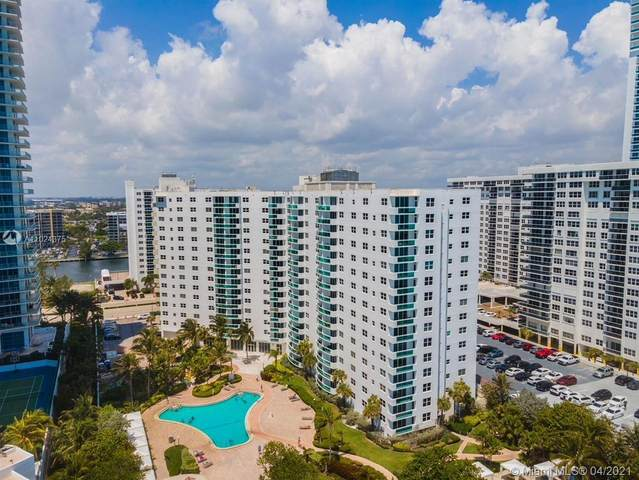 3001 S Ocean Dr #1039, Hollywood, FL 33019 (MLS #A11024375) :: Compass FL LLC