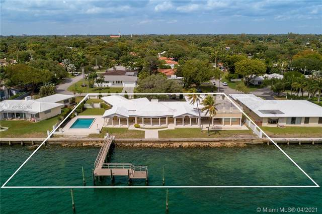 9767 NE 13th Ave, Miami Shores, FL 33138 (MLS #A11024388) :: The Jack Coden Group