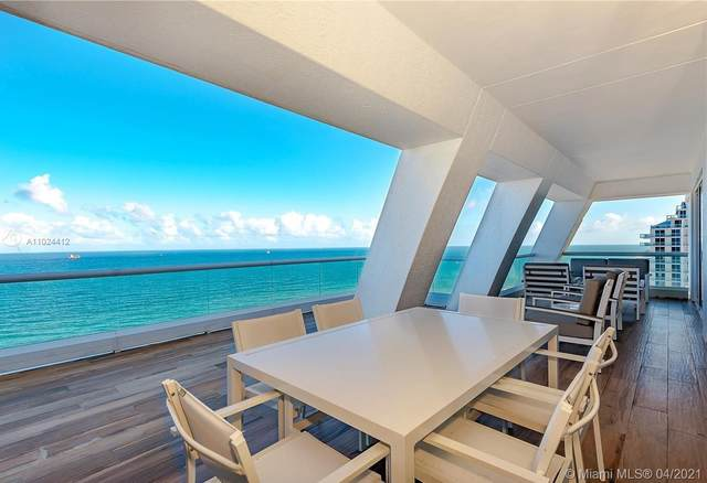 551 N Fort Lauderdale Beach Blvd R1916, Fort Lauderdale, FL 33304 (MLS #A11024412) :: Prestige Realty Group
