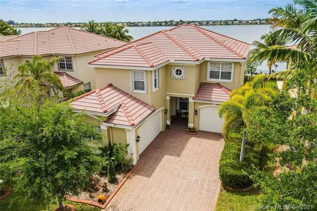 4356 SW 179th Way, Miramar, FL 33029 (MLS #A11024468) :: Search Broward Real Estate Team