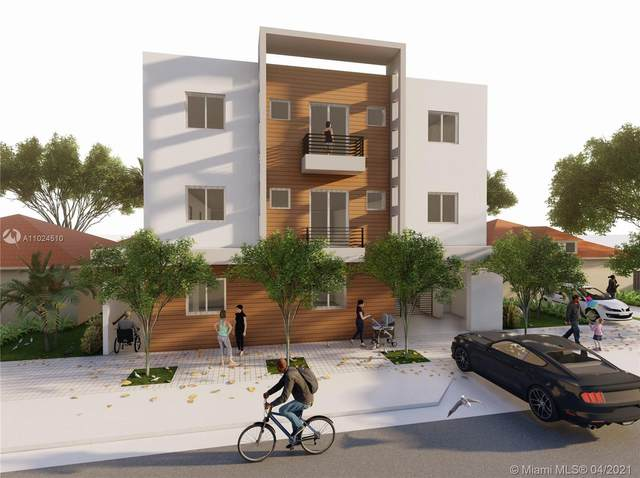 2815 SW 27th Ter, Miami, FL 33133 (#A11024510) :: Posh Properties