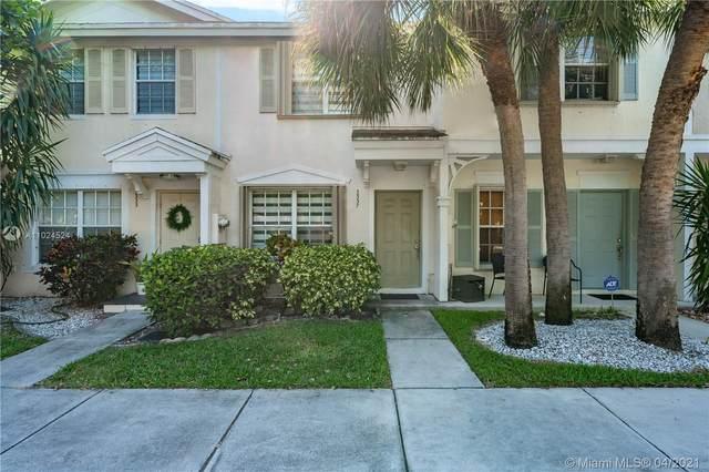 3337 Cabaret Ln #3337, Margate, FL 33063 (MLS #A11024524) :: Berkshire Hathaway HomeServices EWM Realty
