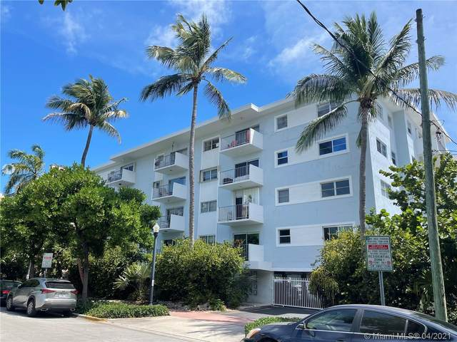 221 Meridian Ave #506, Miami Beach, FL 33139 (MLS #A11024559) :: The Riley Smith Group