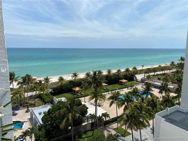 2655 Collins Avenue #1110, Miami Beach, FL 33140 (MLS #A11024565) :: Natalia Pyrig Elite Team | Charles Rutenberg Realty