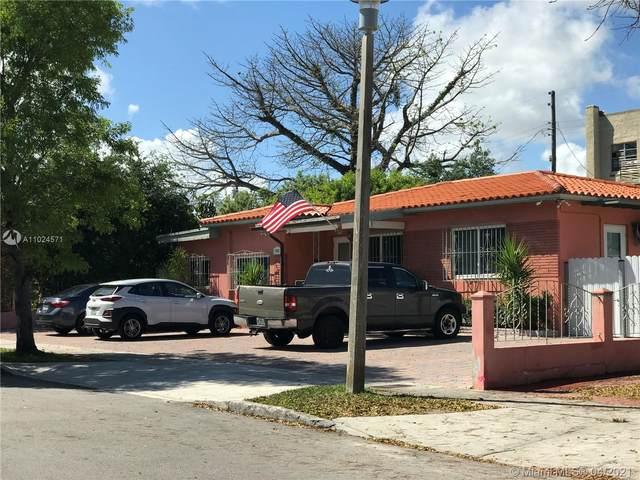 1761 SW 14th St, Miami, FL 33145 (MLS #A11024571) :: Carole Smith Real Estate Team