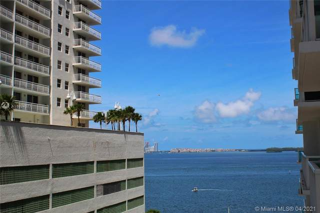 186 SE 12th Ter #1005, Miami, FL 33131 (MLS #A11024577) :: The Howland Group