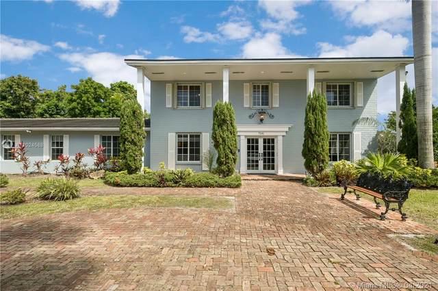 7241 SW 118th St, Pinecrest, FL 33156 (MLS #A11024588) :: Berkshire Hathaway HomeServices EWM Realty
