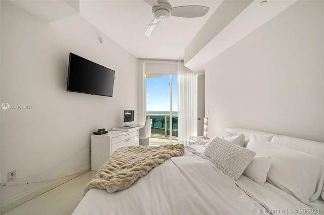 16001 Collins Ave #507, Sunny Isles Beach, FL 33160 (#A11024634) :: Posh Properties