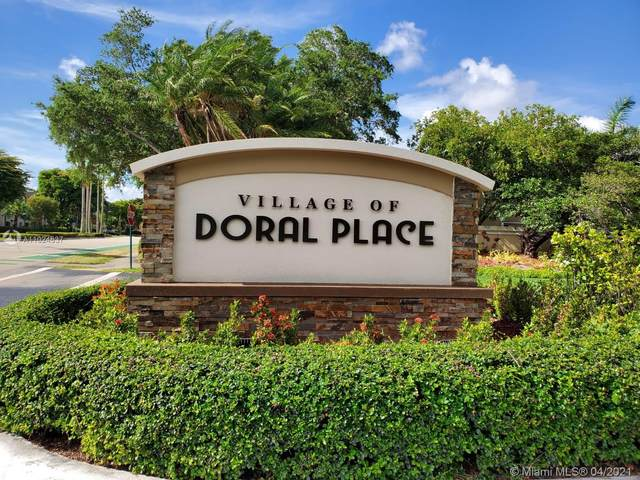4750 NW 102nd Ave 102-17, Doral, FL 33178 (MLS #A11024637) :: Re/Max PowerPro Realty