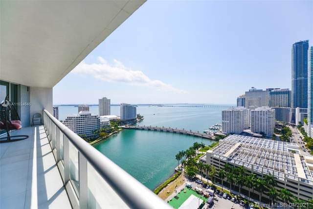 495 Brickell Ave #2305, Miami, FL 33131 (MLS #A11024645) :: The Riley Smith Group