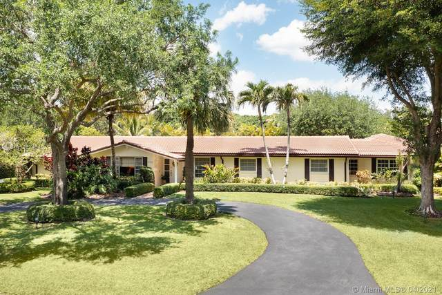 5735 SW 111th Ter, Pinecrest, FL 33156 (MLS #A11024646) :: The Riley Smith Group