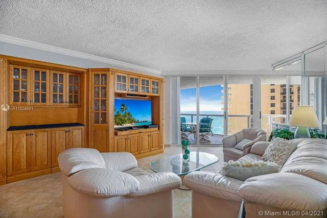 16425 Collins Ave #1212, Sunny Isles Beach, FL 33160 (MLS #A11024681) :: Castelli Real Estate Services