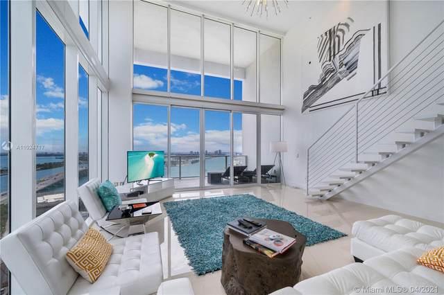 1040 Biscayne Blvd #2904, Miami, FL 33132 (MLS #A11024717) :: Equity Advisor Team