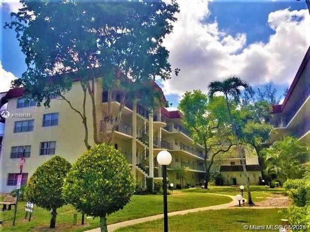 3360 Spanish Moss Ter #203, Lauderhill, FL 33319 (MLS #A11024748) :: Castelli Real Estate Services