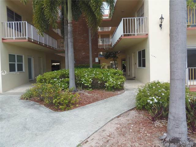 1747 Rodman St #308, Hollywood, FL 33020 (MLS #A11024756) :: Equity Realty