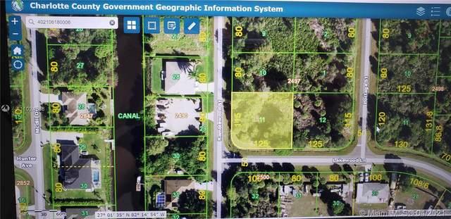 234 Ramblewood St, Port Charlotte, FL 33953 (MLS #A11024788) :: Castelli Real Estate Services