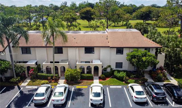 21766 Cypress Dr E20, Boca Raton, FL 33433 (MLS #A11024801) :: The Howland Group